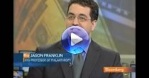 Jason Franklin on Bloomberg
