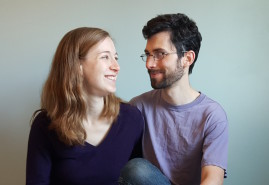 Julia Wise and Jeff Kaufman